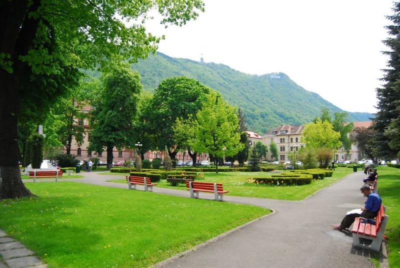 Parcul Nicolae Titulescu Brasov