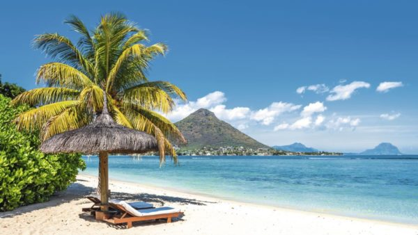 Mauritius insula contrastelor