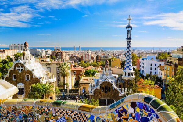 Barcelona orasul in care e mereu vacanta