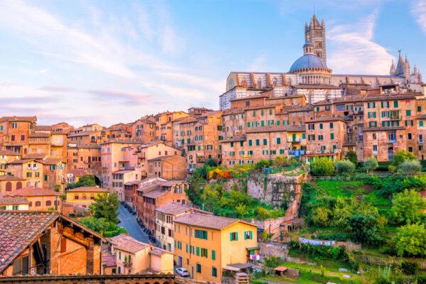 Vacanta in Siena Italia – O plimbare in evul mediu