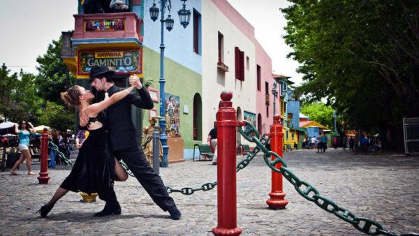 Buenos Aires orasul tangoului