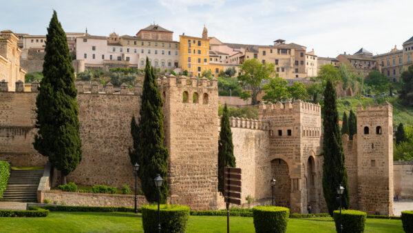 Toledo trei culturi si un nebun
