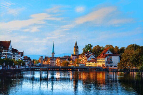Zurich metropola ca o statiune