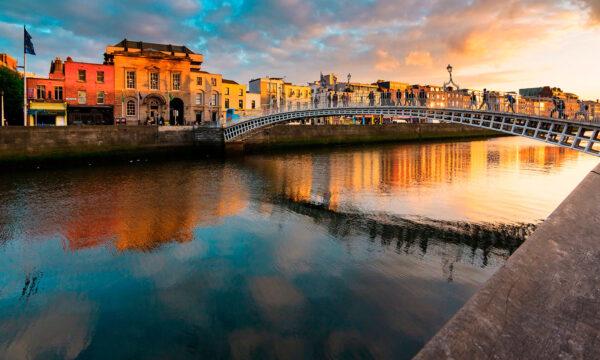 Dublin capitala vesela