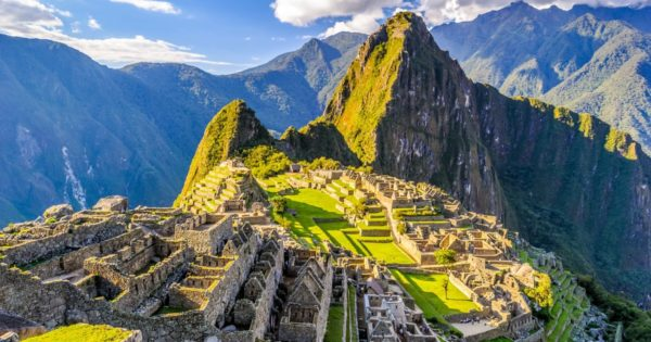 Machu Picchiu orasul secret al incasilor