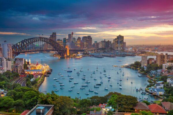 Sydney orasul unde timpurile se amesteca