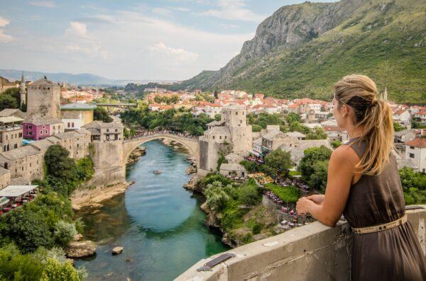 Mostar, văzut și îndrăgostit