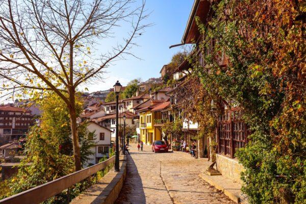 Weekend la Veliko Tarnovo (Bulgaria)