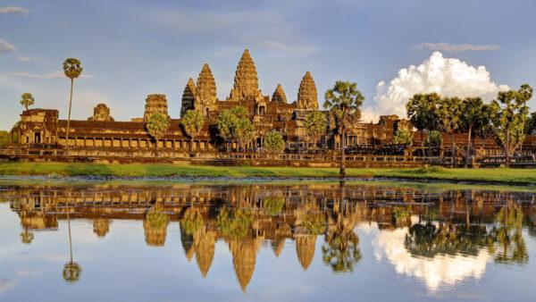 Cambogia pamantul fierbinte al Asiei